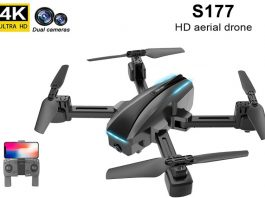 Photo of CSJ S177 drone