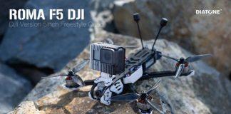 Photo of DIATONE ROMA F5 drone