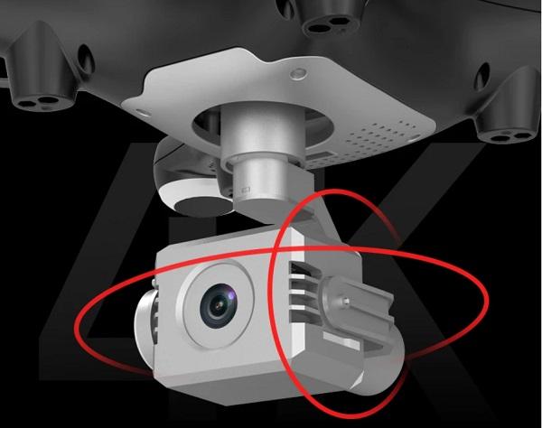 JJRC X35' camera