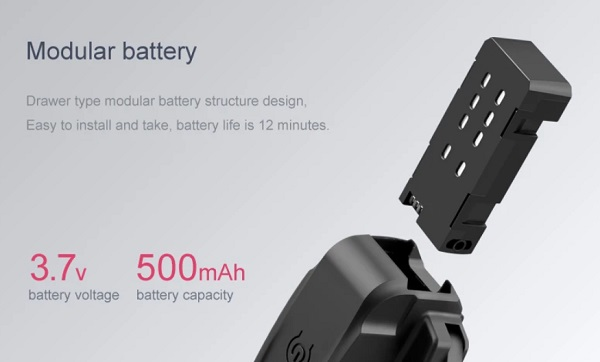 LS-XT6 Mini battery