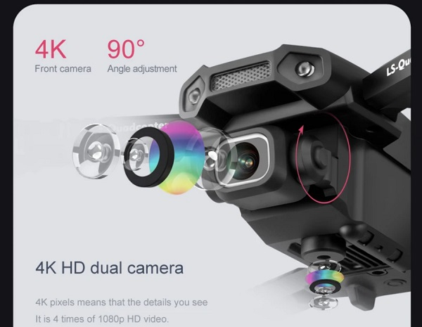 LS-XT6 Mini camera