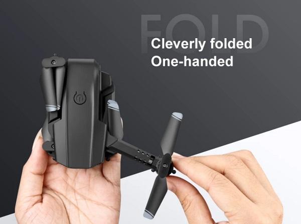 LS-XT6 Mini folding design