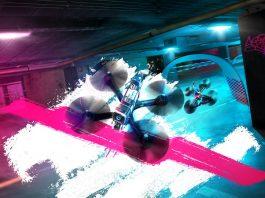 Liftoff Drone Racing simulator