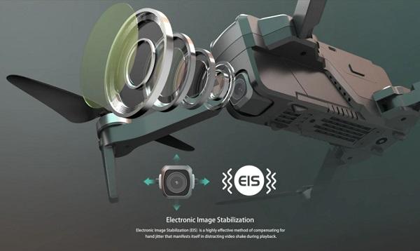 MJX B12 camera specs