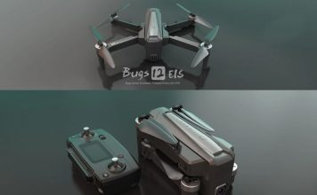 Photo of MJX B12 EIS drone