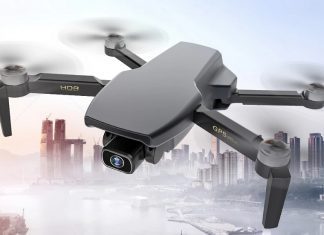 Photo of ZLRC SG108 drone
