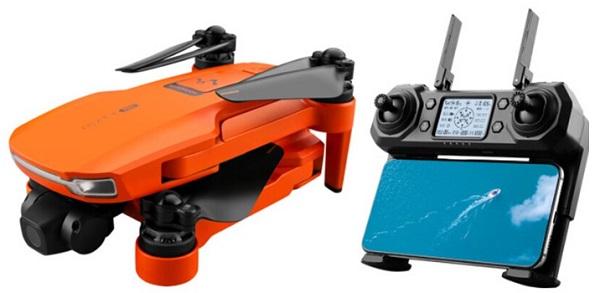 Design of iCat7Pro drone