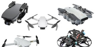 Best Drone Under 250grams (Top5))
