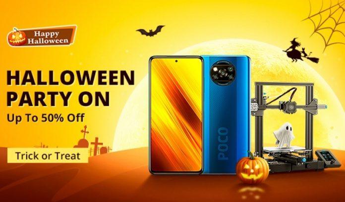 Halloween sales 2020