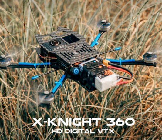 Photo of BetaFPV X-Knight 360