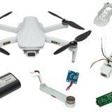 Repair parts for Eachine EX5 drone