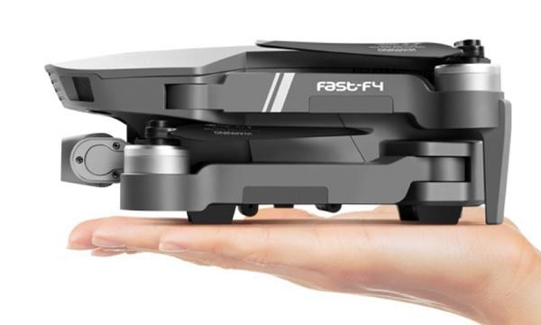 Design of F4 drone