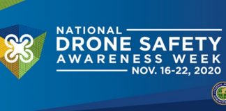 FAA Drone Safety Week November 2020
