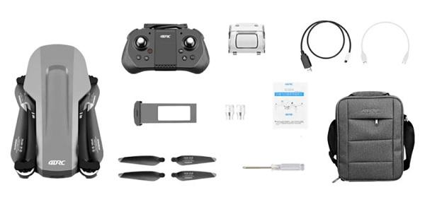 F4 drone box content