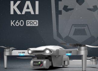Photo of KAI K60 Pro drone