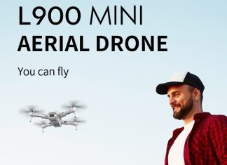 Photo of LYZRC L900 drone