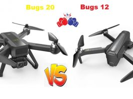 MJX Bugs20 versus Bugs12