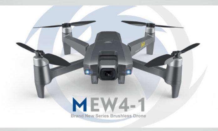 Photo of MJX MEW4-1drone
