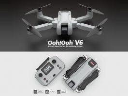 Photo of MJX V6 drone
