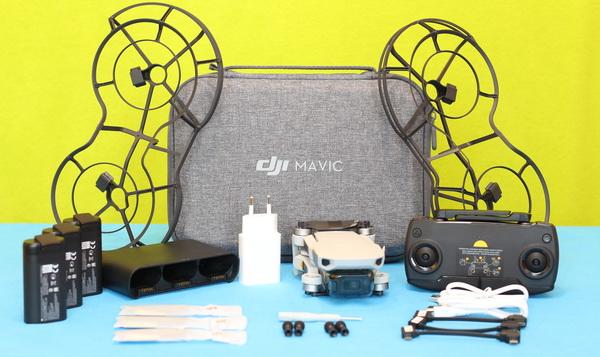 Mavic Mini King of drones under 250g