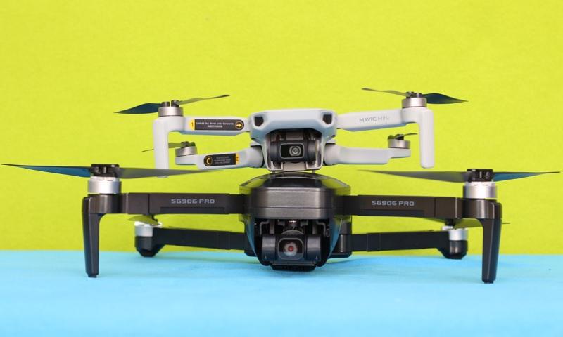 Sg906 Pro 2 Vs Mavic Mini In Depth Comparison Guide First Quadcopter