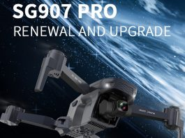 photo of ZLRC SG907 Pro