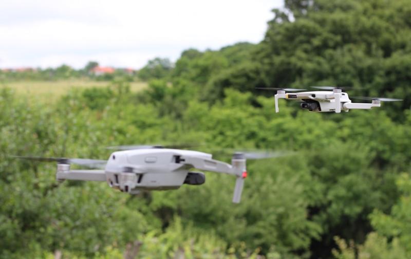 Banner of DJI Drones