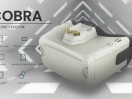 Eachine Skyzone Cobra FPV goggles