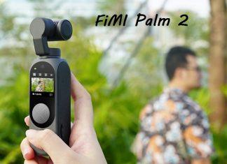 Photo of FIMI Palm 2 stabilizer