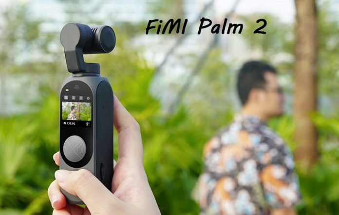Photo of FIMI Palm 2 stabilizer