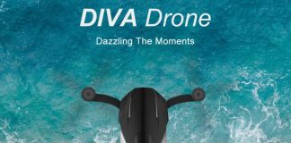 Photo of FUNSNAP DIVA drone