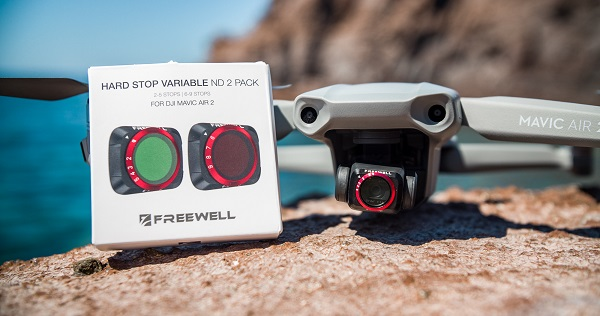 Freewell ND filter box content