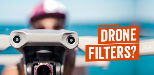Freewell Mavic Air 2 ND filters review