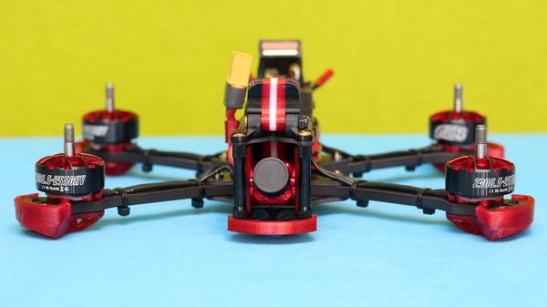 Design of HGLRC Sector 5 V3 drone