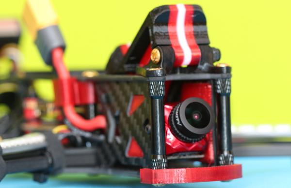 HGLRC Sector5 V3 Caddx Ratel camera