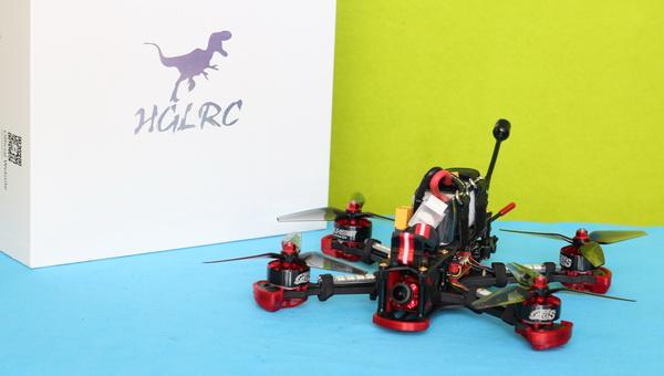 HGLRC Sector 5 V3 gets 4.2 review ratting