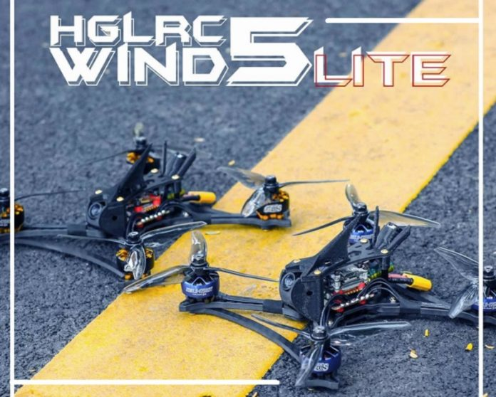 Photo of HGLRC Wind5 Lite drone