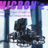 "Photo of HOMFPV Micron 2"" CineWhoop"