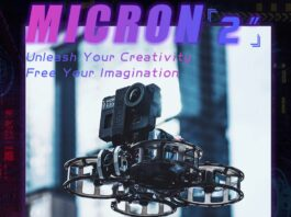"Photo of HOMFPV Micron 2"" CineWhoop"