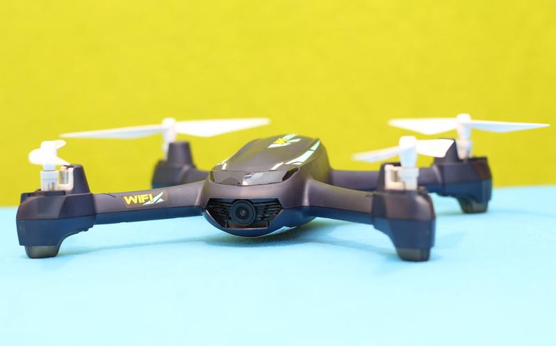 Hubsan drones banner