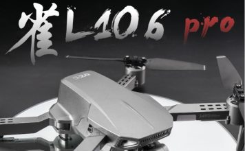 Photo of LYZRC L106 Pro drone