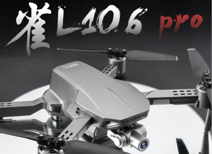 Photo of LYZRC L106 Pro drone
