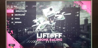 LiftOff drone simulator review