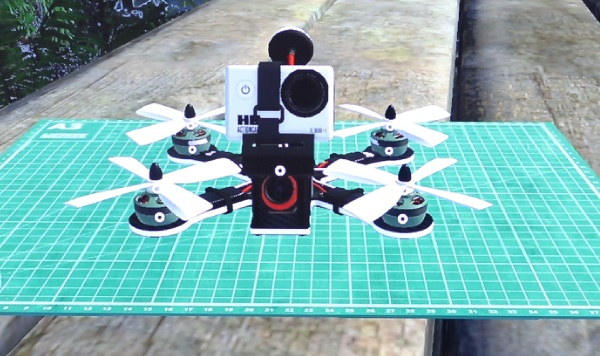 LiftOff drone simulator review: flight modes