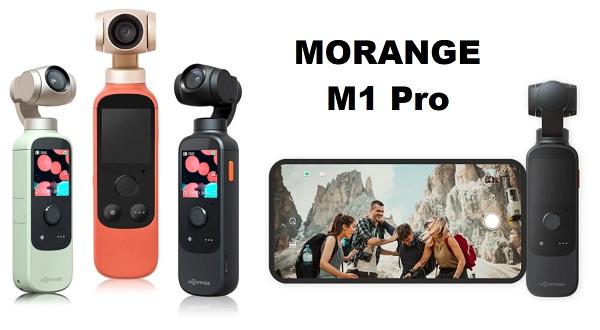 Design of MORANGE M1 Pro