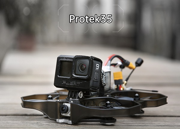 Photo of iFlight Protek35 drone