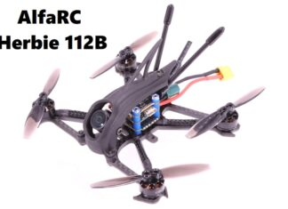Photo of AlfaRC Herbie 112B