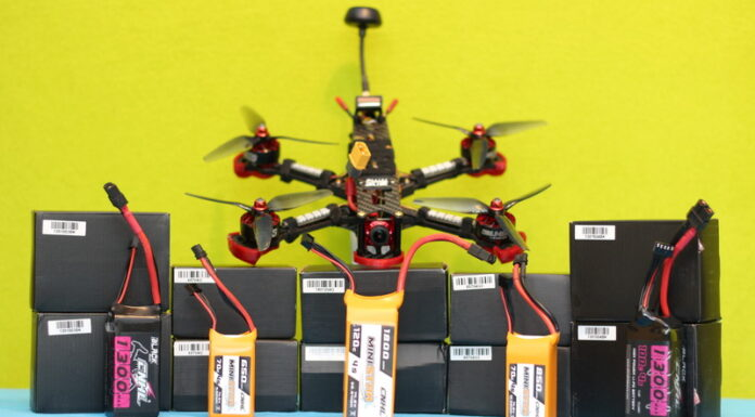 China Hobby Line LIPO batteries review