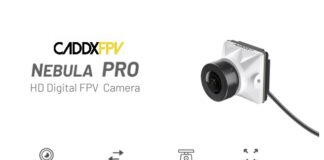 Photo of Caddx Nebula Pro camera