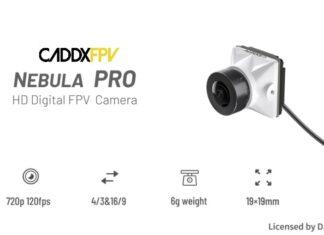 Photo of Caddx Nebula Pro camera